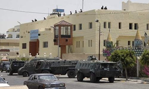 Bahrain condemns terrorist blast at Egyptian police club