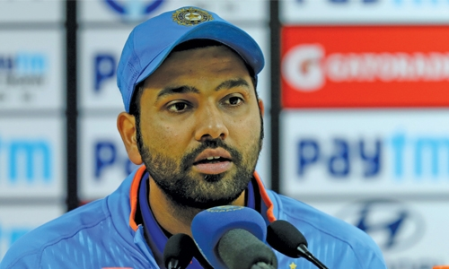 Rohit has the right stuff for limited-overs game