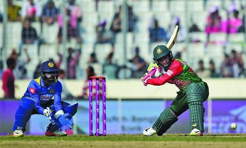 Bangladesh thrash SL for biggest win