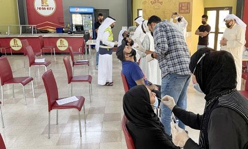 Information Ministry holds workshop on Rapid Antigen Tests