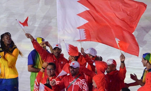 Bahrain's Tokyo Olympics delegation to be 68-strong