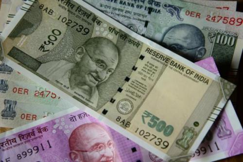 Rupee hits 70 to the dollar