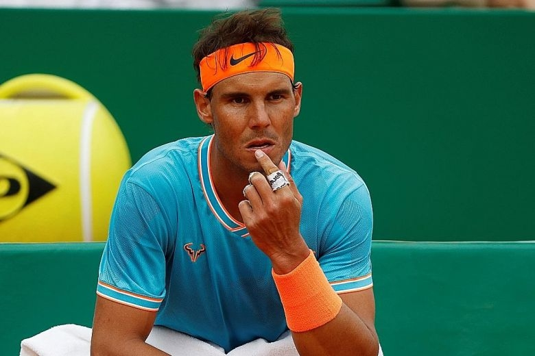 Rafael Nadal expects lengthy wait before tennis returns