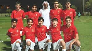 This Emirati football coach trains children of 50 nationalities