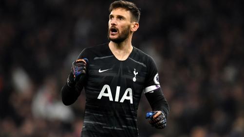 Spurs were drained by last season's success, says Lloris