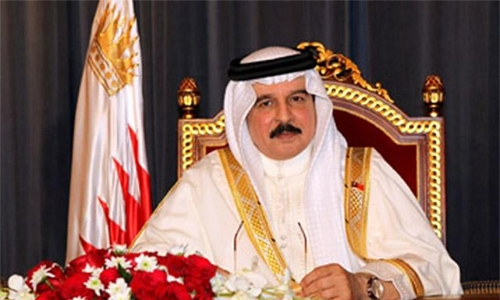 King reassured about Kuwaiti Amir's health