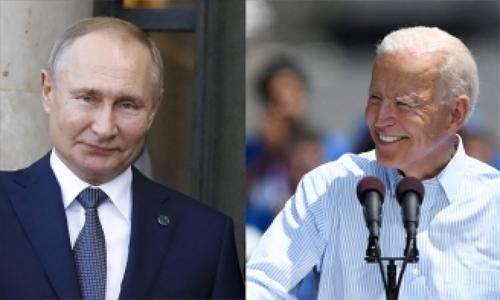 Biden hopes to meet Putin during his June trip to Europe