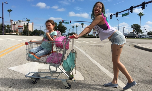 The Florida Project: a hysterically rude, visually stunning cinematic theme park