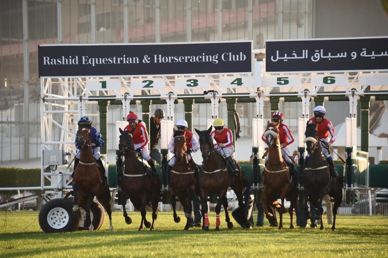 De Vries lifts HH Shaikh Nasser Cup