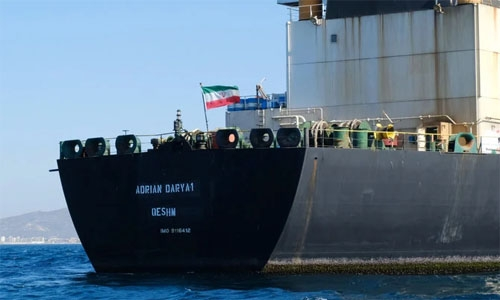 Hezbollah illegally bringing Iranian oil to Lebanon