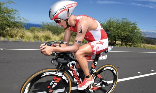 McMahon bid for title at Ironman