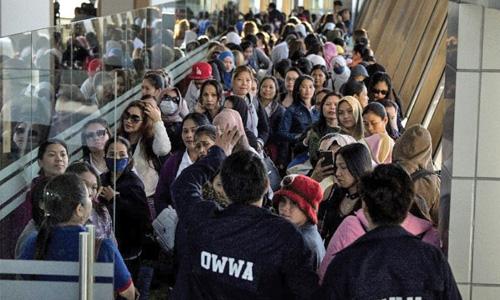 Eviction of envoy to Kuwait: Manila demands explanation