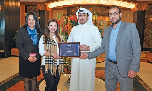 Top honour for Gulf Hotel