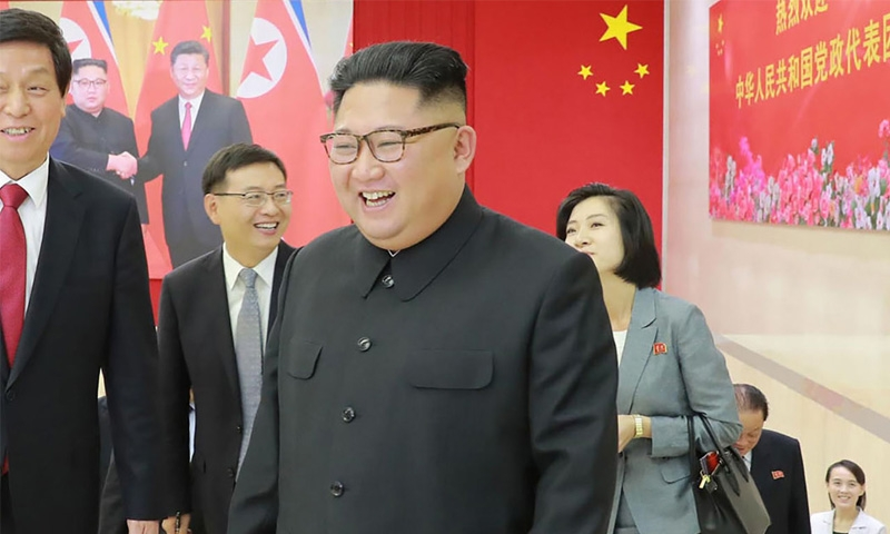 North Korea 'willing to denuclearise': Moon