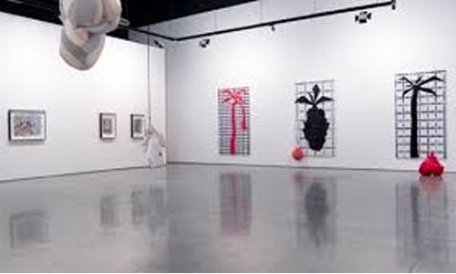 Artist interweaves feminist ideals with textiles