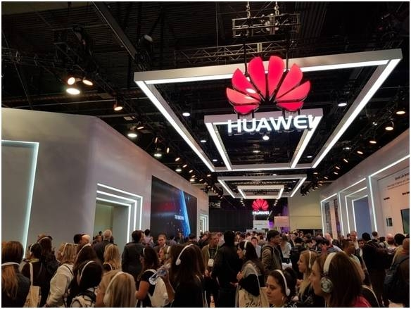 China's Huawei fires employee detained