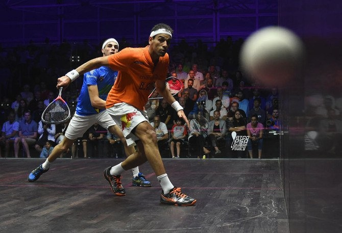 Make way for Egypt, the squash superpower