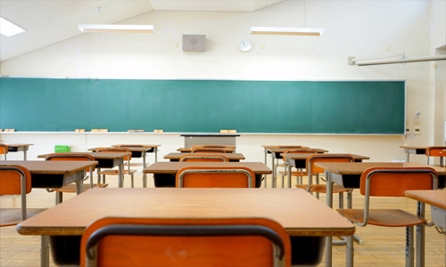 Students' attendance at Karzakan Primary Boys' School suspended temporarily