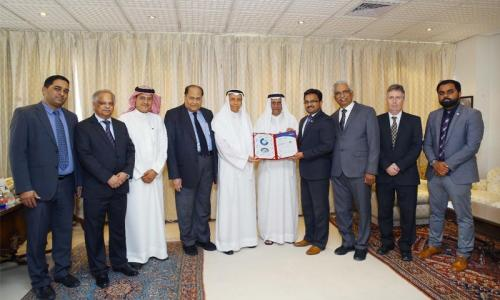 Mohamed Jalal & Sons' Eng. & Tech unit gets ISO