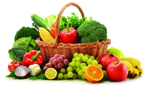 Eating raw fruit, veggies boosts mental health