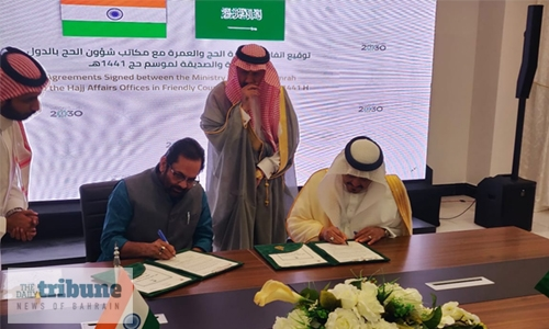 'India becomes first country to make entire Hajj process digital'