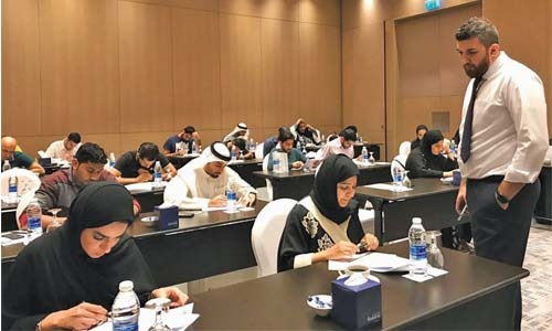 Entrepreneurship training camp held