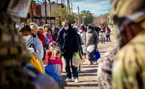 Pandemic has stalled tackling poverty progress