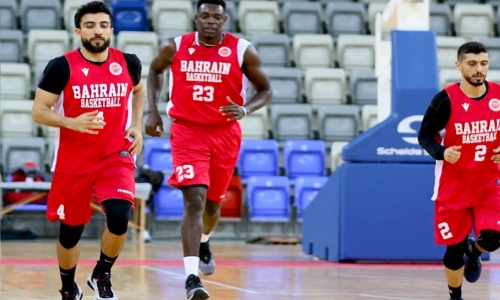 Bahrain basketball ready to tip off eight-game schedule tomorrow in third window of qualifiers for FIBA Asia Cup 2021