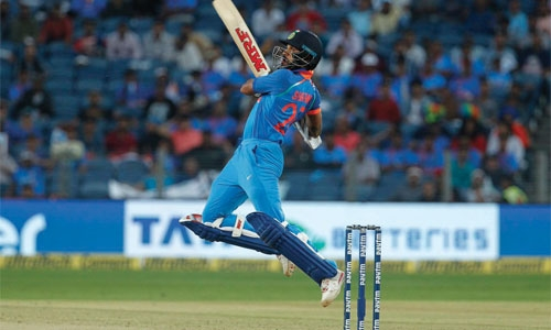 India beat NZ, level series 1-1