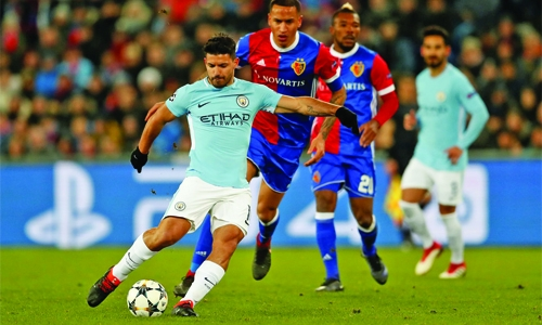 Gundogan double as Man City triumph