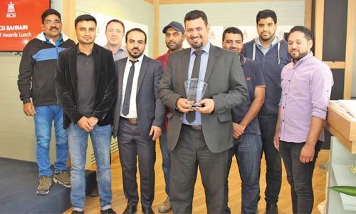 Dr Gaynor, Khulood get top RCSI honour