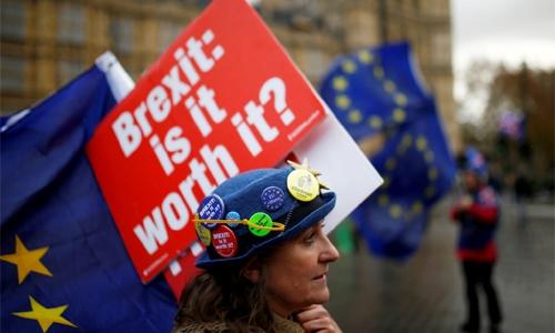 Will Britain press the Brexit self-destruct button?