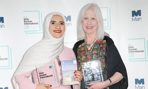 Omanis praise compatriot for 'historic' Man Booker