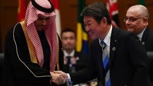 Saudi Arabia hosts G20 leaders