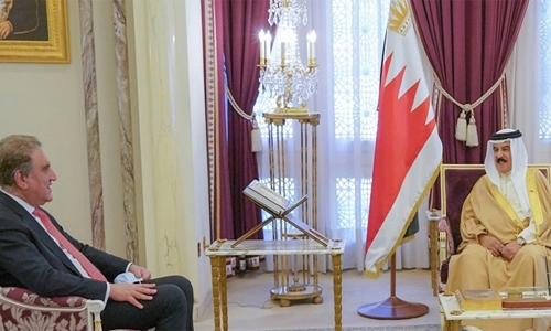Bahrain, Pakistan to greater ties
