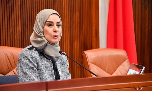 Bahrain's diplomacy based on balance, moderation: Speaker
