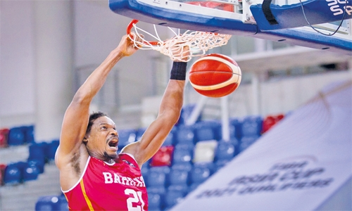 Bahrain defeat India in FIBA Asia Cup qualifiers