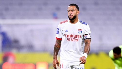 Lyon back on track after Depay triple assist