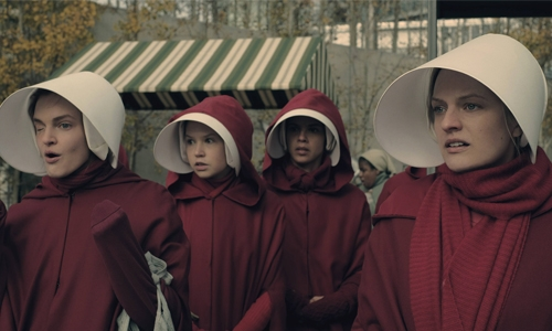 'The Handmaid's Tale' wins best drama series Emmy
