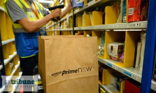 Report shows high injury rate at Amazon warehouses