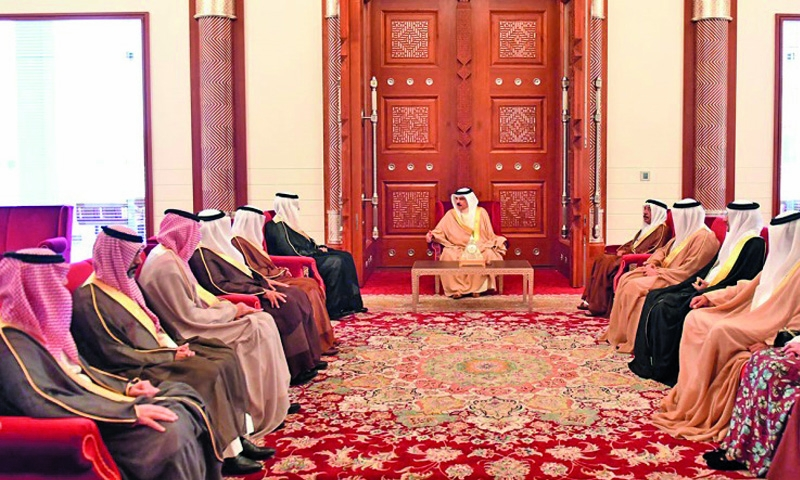 Bahrain-saudi ties hailed
