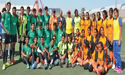Indian School Bahrain wins CBSE cluster tournament