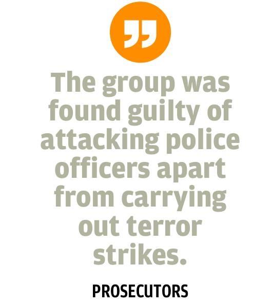 Final plea verdict date set in policemen murder case