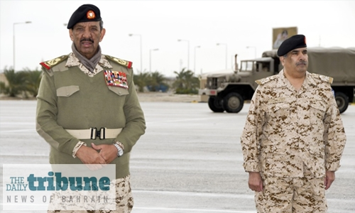 BDF has turned into a formidable force, says Commander-in-Chief