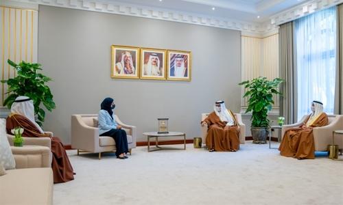 Bahraini citizens remain central to Kingdom's present and future sustainable development goals: HRH Prince Salman