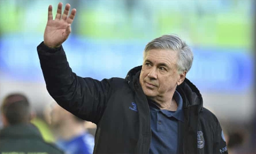 Carlo Ancelotti returns to Real Madrid as manager from Everton