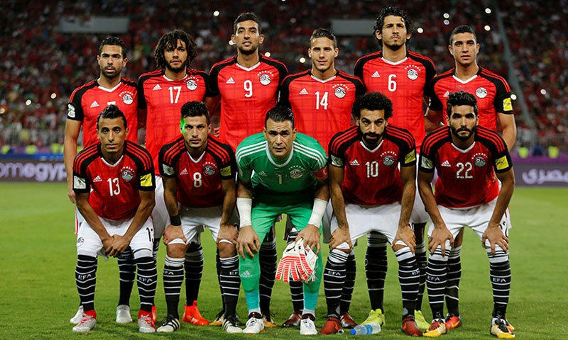 Egypt has the region's best chance of victory