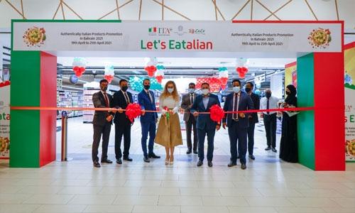 Lulu's Italian Cuisine Week brings Mediterranean goodness to Bahrain