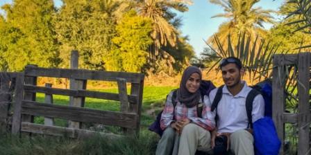 Dilmuni couple's unique travel connects people