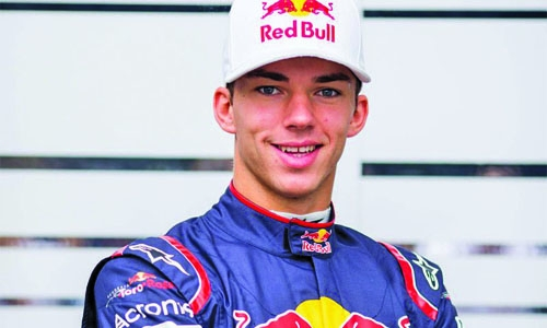I've proved F1 is possible without money: Gasly